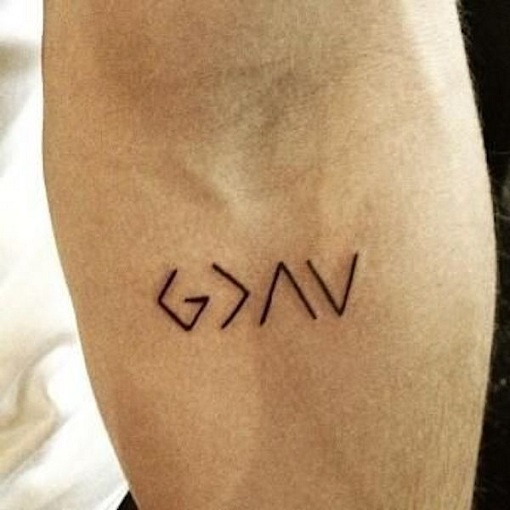Geometric Tatto