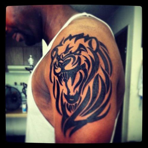 Animal tattoos