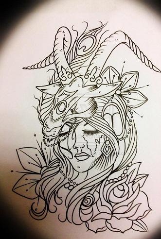 23 Unique Capricorn Tattoo Designs With Best Placement Ideas