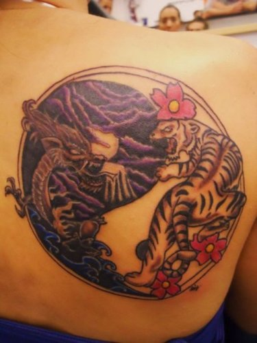 15 Unique Yin Yang Tattoo Designs With Meanings