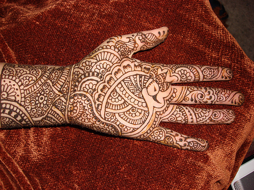 Full Hand Mehndi Designs For Beginners