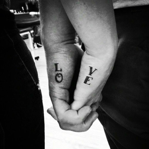 15 unique and latest couple tattoo designs with meanings for Best couples tattoos