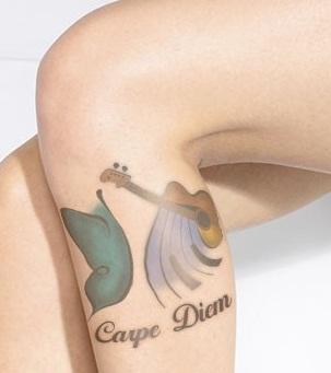 Carpe Diem Tattoo Designs 2