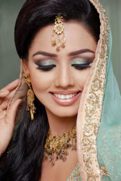 Pakistani Bridal Eye Makeup