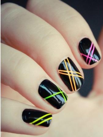 Nail art using striping tape gallery nail art and nail design ideas nail art using striping tape images nail art and nail design ideas nail art using striping prinsesfo Image collections