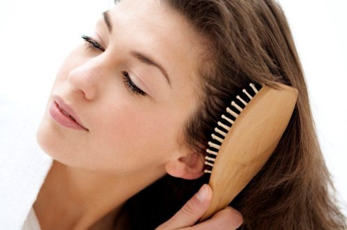 Tips For How To Make Hair Grow Faster-brushing technique 36