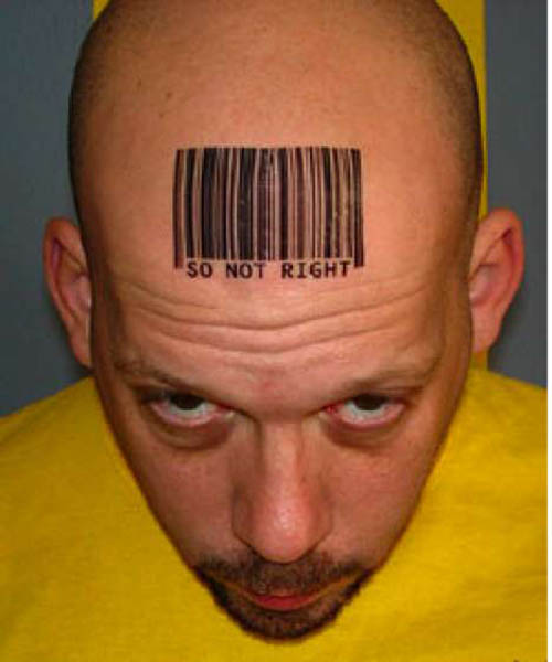 15 Best Barcode Tattoo Designs & Ideas Of Placement
