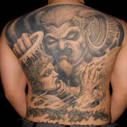18 powerful devil tattoo designs to look aggressive in 2019