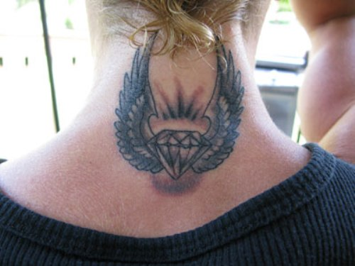 25 Best Diamond Tattoo Designs With Meanings
