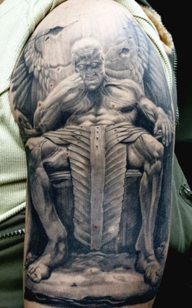 gargoyle tattoo meaningGargoyles Tattoos Meaning