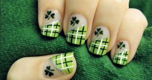 9 Best Shamrock Nail Art Designs Styles At Life