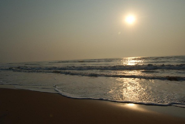 Beaches in Andhra Pradesh-Kalingapatnam Beach