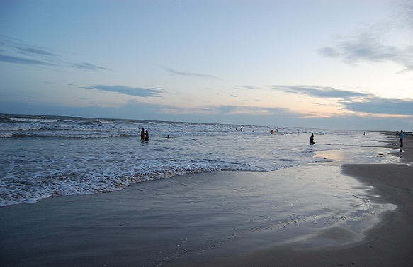 Beaches in Andhra Pradesh-Manginapudi Beach