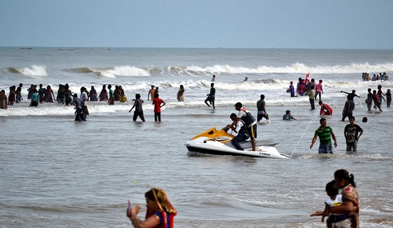 Beaches in Andhra Pradesh-Mypad Beach