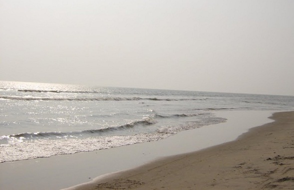 Beaches in Andhra Pradesh-Perupalem Beach