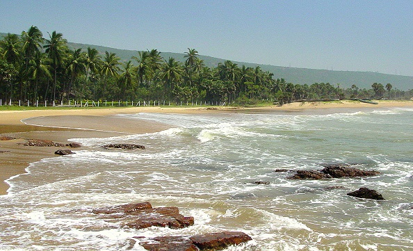 Beaches in Andhra Pradesh-Yarada Beach