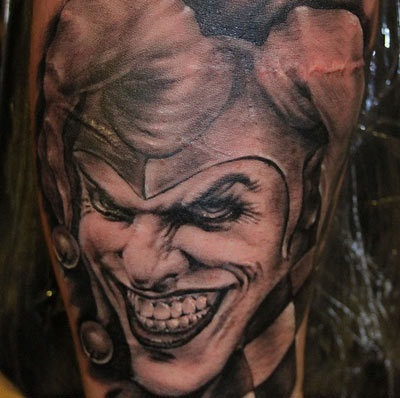 15 Best Joker Tattoo Designs And Meanings | Styles At Life