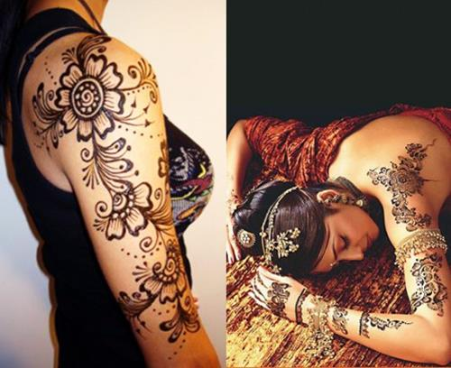 Arm Mehndi Images : Outstanding arms mehndi designs with photos styles at