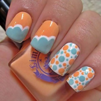 Classy And Cool Shellac Nail Design: Use ...