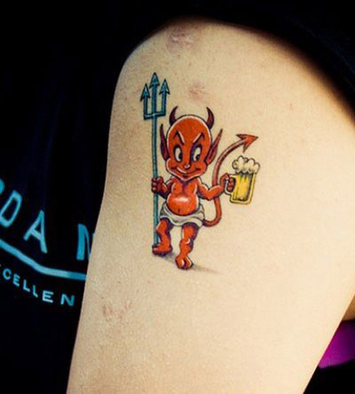 15 Different Devil Tattoo Designs With Meanings