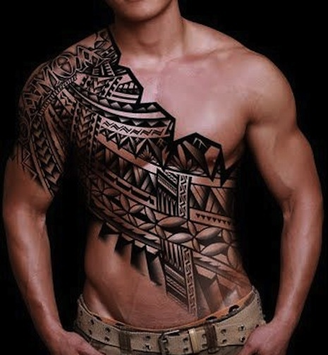 Various Tattoo Designs For Your Body: 20 Traditional Samoan Tattoo Designs And Meanings