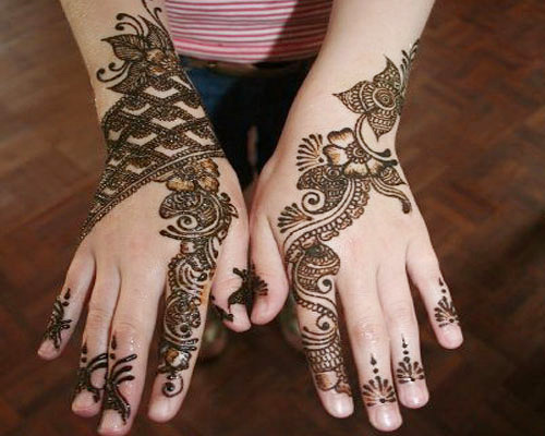 Elegant Henna Designs: 15 Simple And Easy Mehndi Tattoo Designs With Pictures