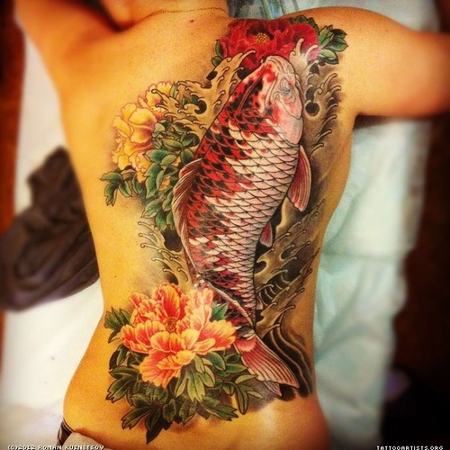 15 Simple Fish Tattoo Designs With Meanings Styles At Life