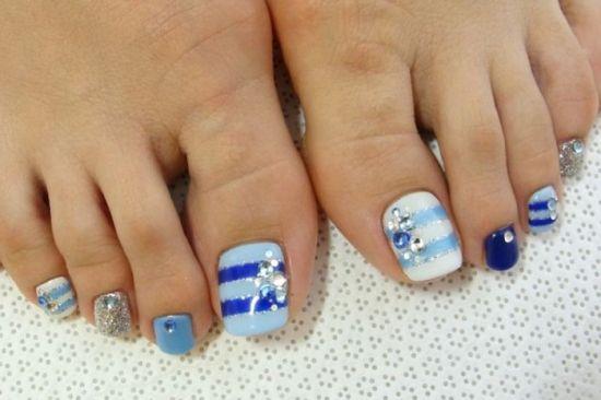 Foot Nail design