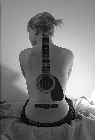 Guitar Tattoo Designs with Meanings 8