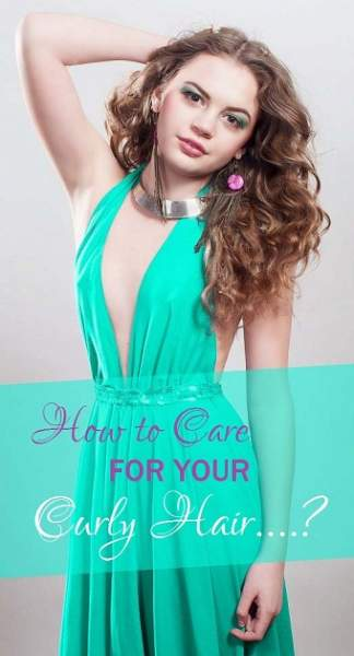 How to Care For Your Curly Hair