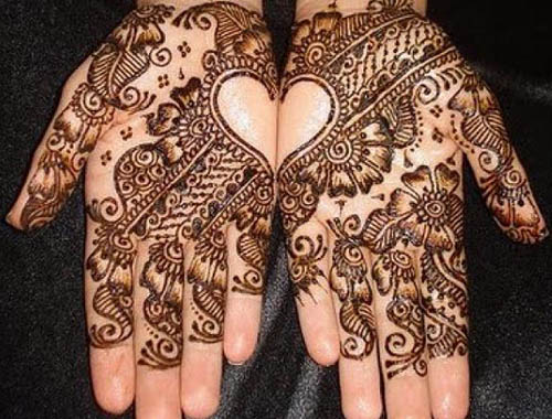 Mehndi Designs For Hands For Engagement : Amazing engagement mehendi patterns and designs you must try