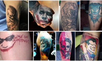 15 Best <b>Joker Tattoo Designs</b> And <b>Meanings</b> | Styles At Life
