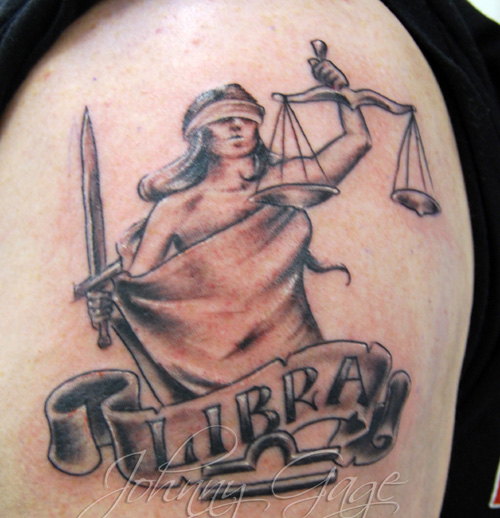 Libra Tattoos Designs Ideas And Meaning: 15 Best Libra Tattoo Designs With Names And Meanings