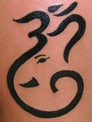 b9d60ee56 17 Best Lord Ganesha Tattoo Designs For Men and Women