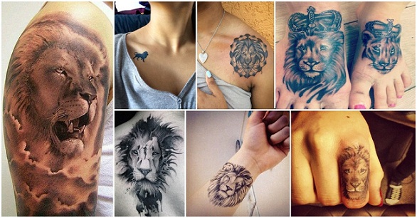 582ac39c0c64b 15 Most Impactful and Meaningful Lion Tattoo Designs | Styles At Life