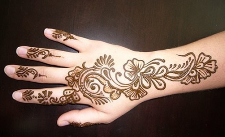 Mehndi Art Designs : 20 adorable mehandi designs from 2012 2017 with pictures