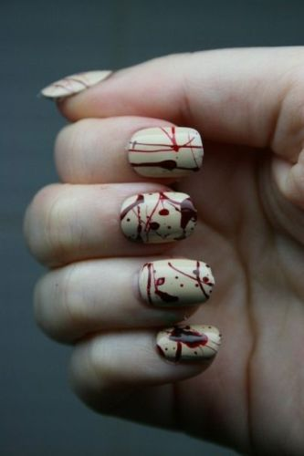 Nail Design for College Girls