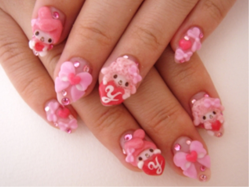 Nail design for Parties