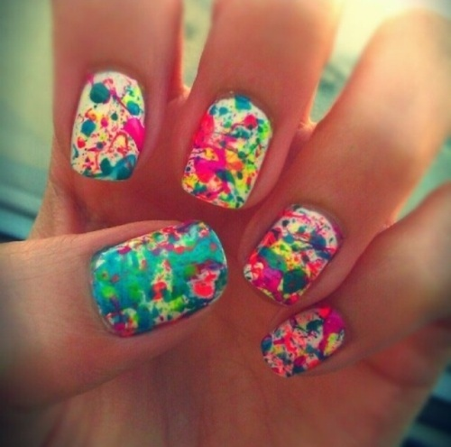 Nail paints for beginners