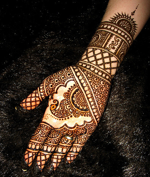 Designs Of Mehndi For Palm : Latest asha savla mehndi designs with pictures styles