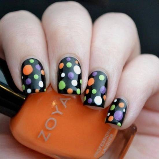 100 Simple and Beautiful Nail Art Designs and Ideas to Get ...