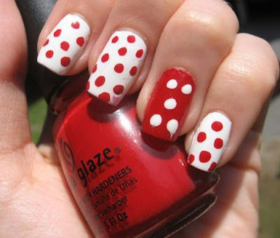 9 Best Red Nail Art Designs With Pictures