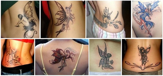 f2437bd3f 15 Pretty Fairy Tattoo Designs with Names and Meanings