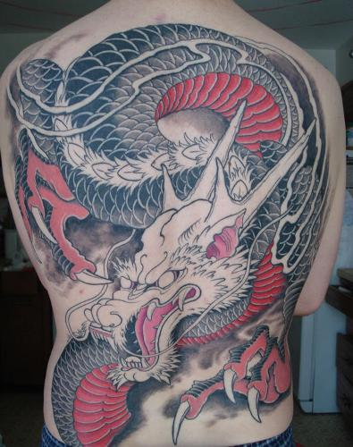 15 best dragon tattoo designs with names and meanings