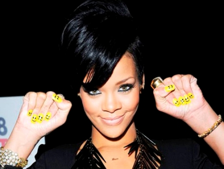 You ... - 9 Best Hollywood Celebrity Nail Art Designs Styles At Life
