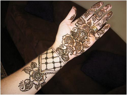 15 Eye Catching Bangle Mehandi Designs With Images Styles At Life