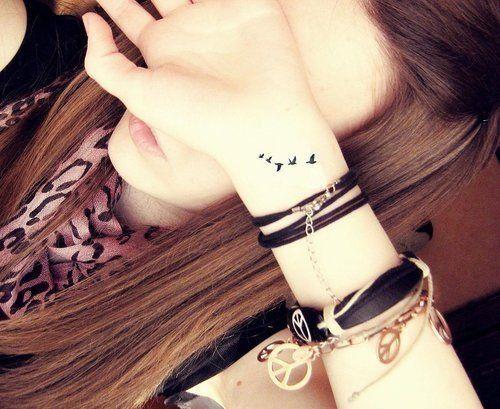 small tattoo ideas for women