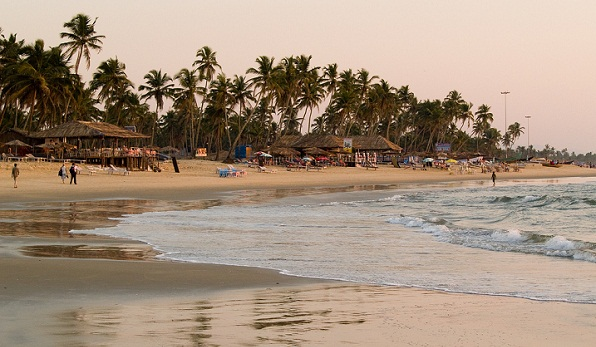 The Best Beaches in Goa-Colva Beach