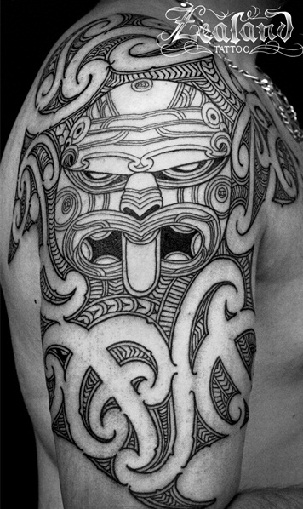 20 Traditional Samoan Tattoo Designs And Meanings