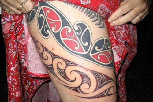 ee427e4e8 17 Amazing Maori Tattoo Designs And Their Meanings | Styles At Life